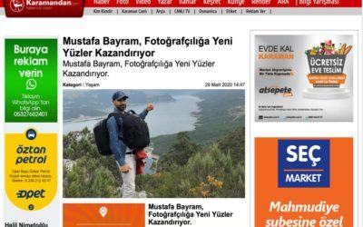 Mustafa Bayram Fotoğrafçılığa Yeni Yüzler Kazandırıyor