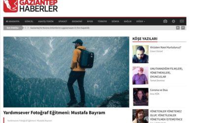 Yardımsever Fotoğraf Eğitmeni: Mustafa Bayram