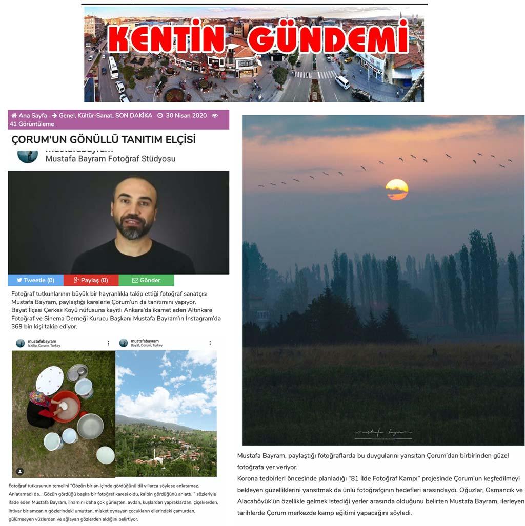 Basında Mustafa Bayram Altınkare Ajans Eğitmen Mustafa Bayram fotoğrafları